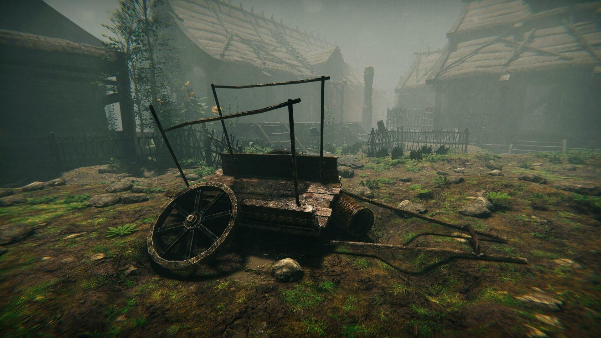 Medieval Farmer Simulator Gameplay Screen 1
