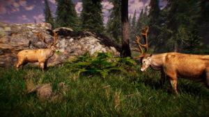 Primitive Hunter Gameplay Screen 2