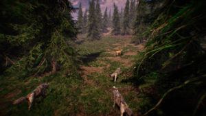 Primitive Hunter Gameplay Screen 3
