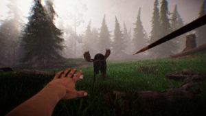 Primitive Hunter Gameplay Screen 5